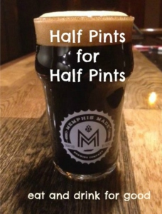 HalfPints Logo